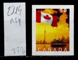 Canada - Kanada 2004 Y&T N°2114 - Michel N°2231 Nsg - 50c Drapeau National - Neufs