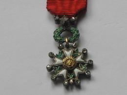 Décoration Médaille - Très Beau Rappel Ordre National De La Légon D'honneur    ***** EN ACHAT IMMEDIAT ***** - France