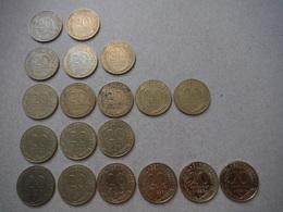 P56   19 X 20 Centimes - 1963 à 1997 - E. 20 Centesimi