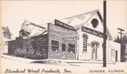 Illinois Dundee Standard Wood Products Factory Sales Room - United States