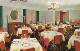 Illinois Rockford Hotel Faust Old Colony Dining Room And Annex - Rockford