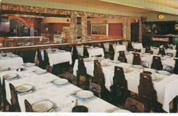 Illinois Dixon Rainbow Inn Restaurant Dining Room 1957 - United States