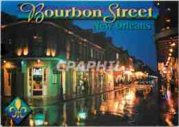 CPM Bourbon Street New Orleans Famous For Night Life - New Orleans