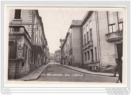 8090 AK/PC CARTE PHOTOGRAPHIQUE BELLEGARDE RUE JEAN BERTOLA - Bellegarde-sur-Valserine