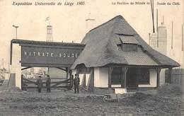 Liege  Luik    Expo 1905   Le Pavillon Du Nitrate De Soude Du Chiti    I 4729 - Liege