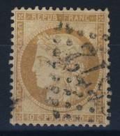 FRANCE     N°36 - 1870 Bordeaux Printing