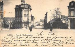 Liege  Luik   Place De  L'acclimatation     I 4737 - Liege