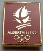 ALBERTVILLE 92 - Olympic Games