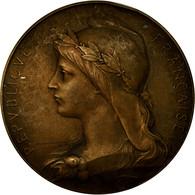 France, Médaille, Prix Offert Par Léon Meyer, Député-Maire Du Havre, Arthus - France