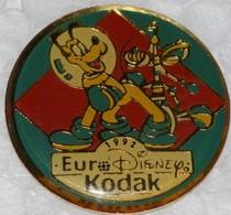EURO DISNEY -  KODAK 1992 - PLUTO - Disney