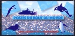 T.A.A.F. - Postes Du Bout Du Monde - Blocs-feuillets