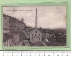 FILOTTRANO Filanda Valeri _ ANCONA Cartolina BN VG Rif.C0079 - Ancona