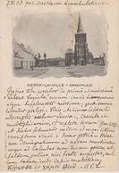 CPA Précurseur Herck-la-Ville - Grand'Place - Herk-de-Stad