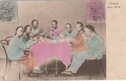 China  Chinese Men Chow    Ch1894 - Chine