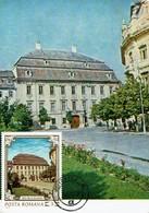 Rumänien Romania Romana 1971 - Brukenthal-Museum In Sibiu (Hermannstadt) - MiNr 2902 MK - 1948-.... Républiques