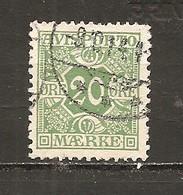 Dinamarca-Denmark Nº Yvert Periódico 5 (usado) (o) - Paquetes Postales