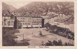 AK Bolzano - Piazza Walter  (38180) - Bolzano (Bozen)