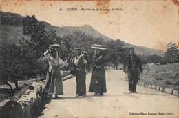 CPA CORSE - Marchands De Fromage De Niolo - France