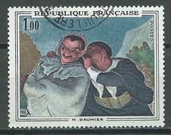 France YT N°1494 H. Daumier Oblitéré ° - France