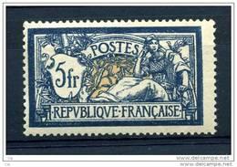 France  :  Yv  123  **   Siné Scheller ,   N2 - 1900-27 Merson