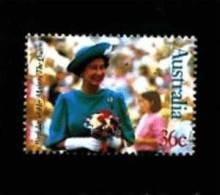 AUSTRALIA - 1987  QUEEN'S BIRTHDAY MINT NH - 1980-89 Elizabeth II
