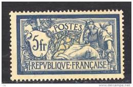 France  :  Yv  123  * - 1900-27 Merson