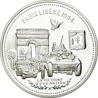 France, Médaille, Seconde Guerre Mondiale, Paris Libéré, 25 Août 1944, FDC - France