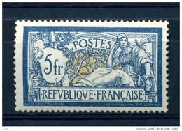 France  :  Yv  123  ** - 1900-27 Merson