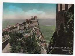 SAINT MARIN  ---La Forteresse -- - Saint-Marin
