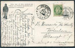 1924 Norway MAUD Polar Ship Postcard. Polhavet - Norway