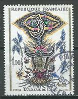 France YT N°1493 Tapisserie De Lurçat Oblitéré ° - France