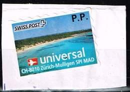 Schweiz, Michel# SPA Zürich Mulligan - Non Classés