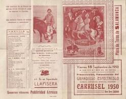 Salamanca - Cartel De Toros - Plaza - Arène - Bullring - Tourada - Corrida - Bullfighter - Course à Taureaux - España - Affiches