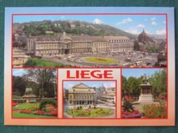"""Belgium Postcard """"Liege"""" Unused - Belgium"""