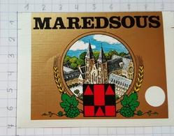 ETIQUETTE BROUWERIJ MOORTGAT BREENDONK MAREDSOUS - 10 - Beer