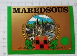 ETIQUETTE BROUWERIJ MOORTGAT BREENDONK MAREDSOUS - 16 - Beer