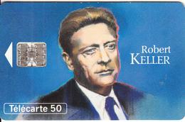 FRANCE - Robert Keller(50 Units), Chip SC7, 03/94, Used - France