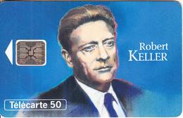 FRANCE - Robert Keller(50 Units), Chip SC5, 03/94, Used - France