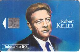 FRANCE - Robert Keller(50 Units), Chip SO5, 03/94, Used - France