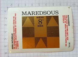 ETIQUETTE BROUWERIJ MOORTGAT BREENDONK MAREDSOUS - 19 - Beer