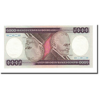 Billet, Brésil, 5000 Cruzeiros, UNDATED (1984), KM:202c, NEUF - Brésil