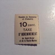 France Timbre De Grève 1968 ST DIZIER 10c Yvert 8 ** Neuf Gomme D' Origine Sans Charniére, SUPERBE C = 100€ - Grève