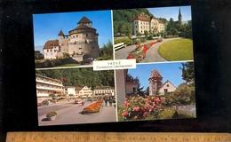 LIECHTENSTEIN  : Multivues - Liechtenstein