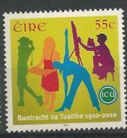 Irlande 2010 N°1927  Neuf ** Association Des Femmes Rurales - 1949-... République D'Irlande