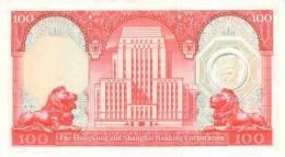 HONG KONG P. 187d 100 D 1983 UNC - Hong Kong
