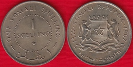 Somalia 1 Scellino 1967 Km#9 UNC - Somalie