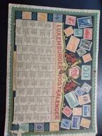 Luxemburger- Post- Kalender 1928 / A4 - Big : 1921-40
