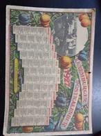 Luxemburger- Post- Kalender 1927 Wiltz / A4 - Calendars