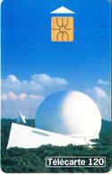 FRANCE - Earth Station, Musee Des Telecommunications De Pleumeur-Bodou(120 Units), Chip GEM1A, 08/95, Used - France