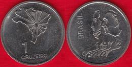 "Brazil 1 Cruzeiro 1972 Km#582 ""Independence"" UNC - Brésil"
